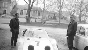 Années 1960, d'autres voitures