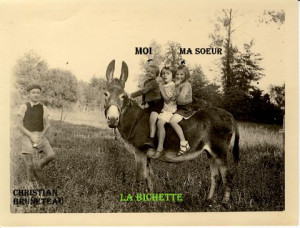 Scènes de vie à Nieuil