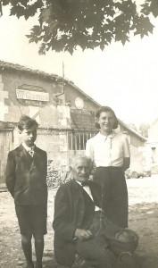 Famille Wener 1939